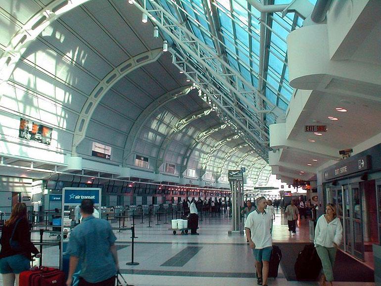 Toronto Pearson Airport