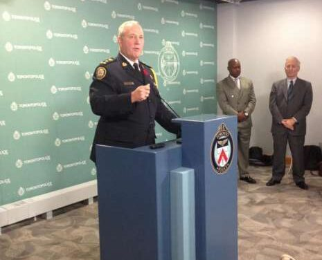 Police profiling still an issue, survey says