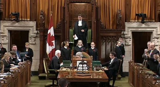 Senate scandal debate carries on