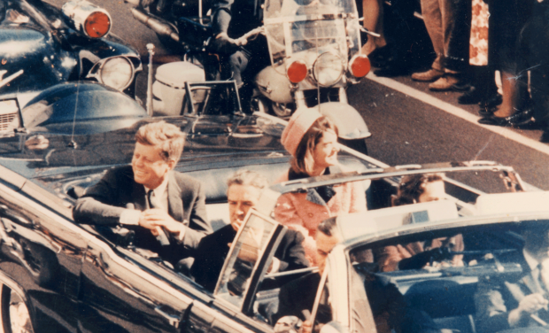 Kennedy glamour, tragedy remembered 50 years later