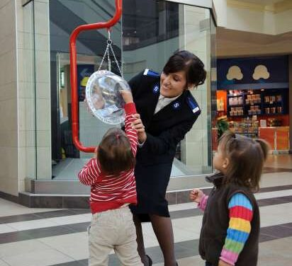 The Salvation Army launches Christmas campaign