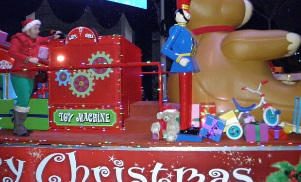 Toy drives some boom others plummet