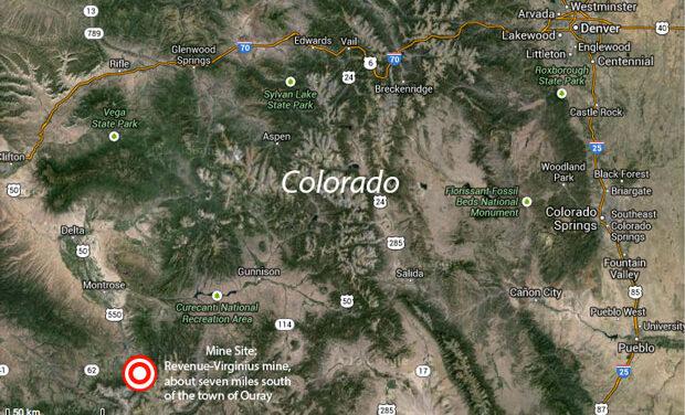 Colorado mining accident kills two