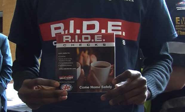 RIDE programs return to Ontario roads
