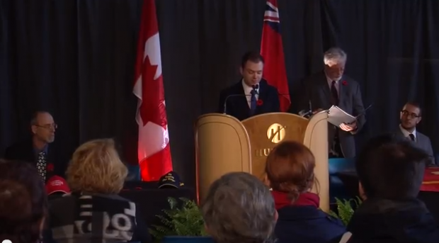 Humber Remembrance: Students reminded of 'how we got here'