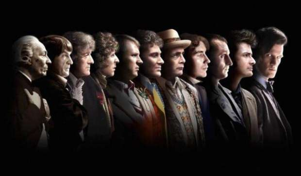Doctor Who marks 50th anniversary