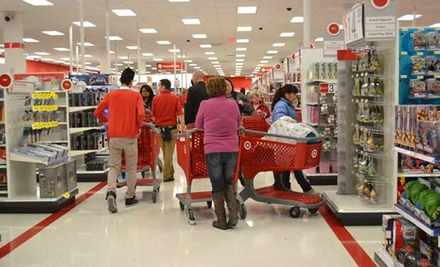 Target's third quarter earnings down after Canadian expansion