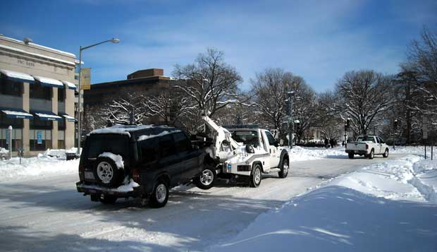 Tow truck scams avoidable, drivers warned