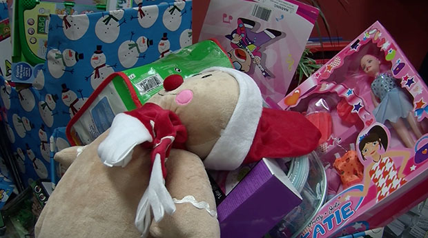 Early Childhood Education Toy Drive at Humber
