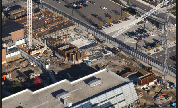 Sheridan Centre accident puts focus on Humber construction safety
