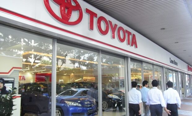 Toyota issues alert over car seat warmers