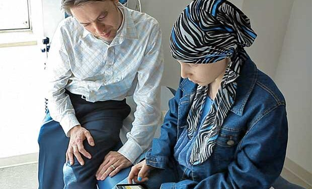 Sick Kids scientist wins award for app managing cancer pain
