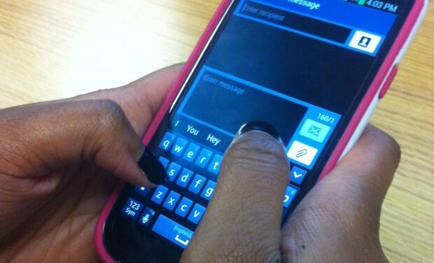 New campaign aims to reduce technology use