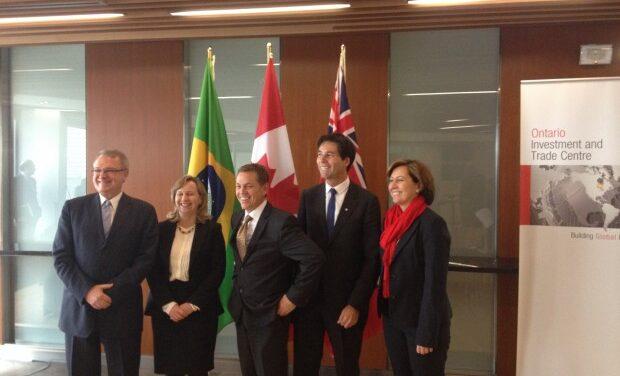 Ontario Open For Business in Brazil