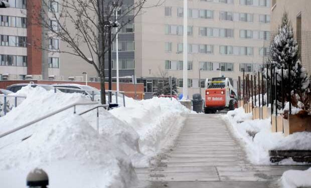 Snow day controversy hits Humber