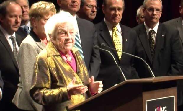 """Hurricane"" Hazel turns 93"