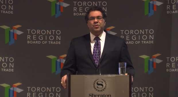 Mayor Nenshi's advice to Toronto mayoral hopefuls