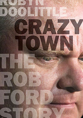 'I don't have disdain for the Fords' Doolittle says of book