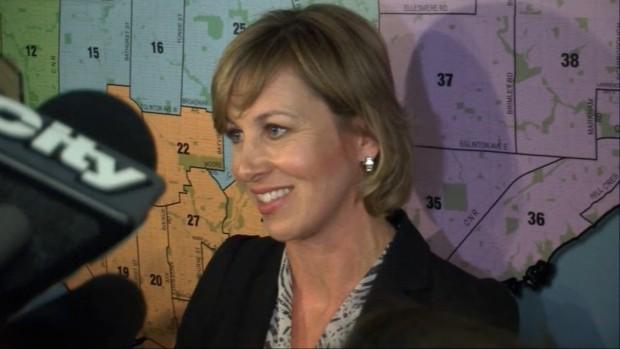 Karen Stintz joins mayoral race