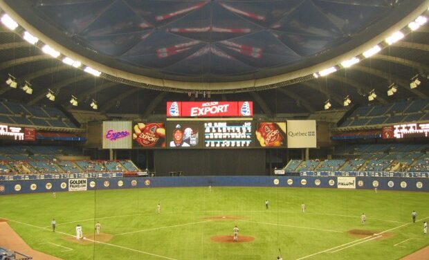 Baseball returns to Montreal with a pair of Blue Jays exhibition games