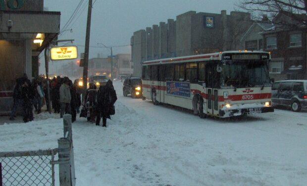 Freeze long and prosper: 'Vulcan' snow storm to hit Toronto