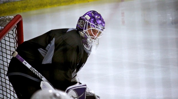 Leafs' Bernier returns to Los Angeles to face former team