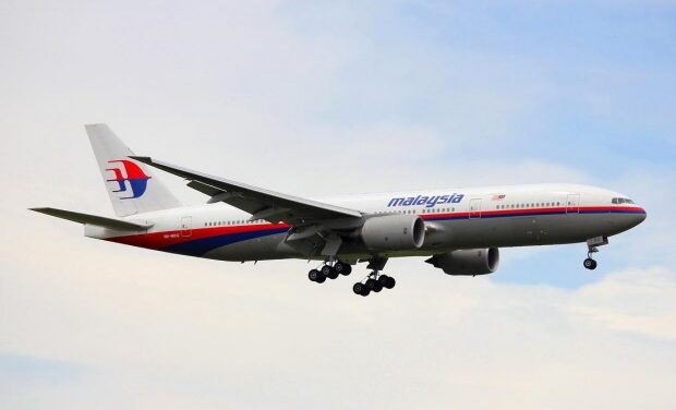Malaysian airplane MH370 plunged into Indian Ocean says Malaysian PM