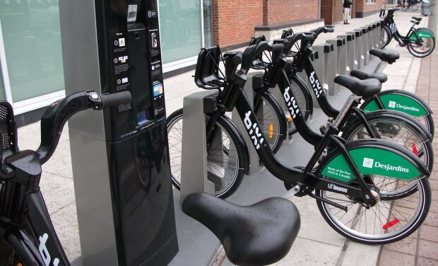Bixi Bikes changes gears with new image