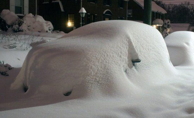 Atlantic Canada hit hard by spring snowstorm