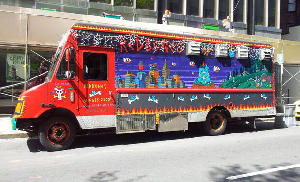 Food truck owners steamed over new city proposal