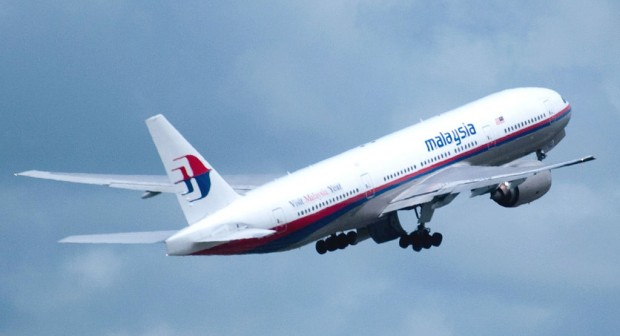 Search continues for missing Malaysia Airlines plane