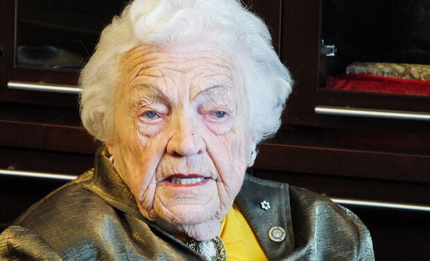 EXCLUSIVE: Hazel McCallion on retiring at 93 and her plans for the future