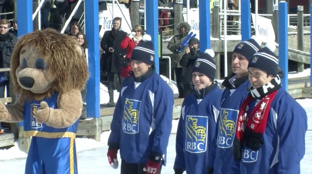 RBC Learn to Skate gives children chance to meet Olympians