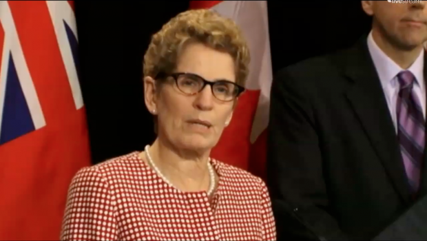 Timeline of events in Ontario gas plant scandal