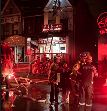 Fire kills 2 in illegal Kensington rooming house