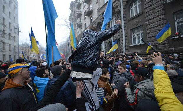 Tensions in Ukraine intensify over Crimea invasion