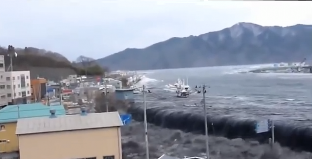Japan's 10 biggest earthquakes of all time