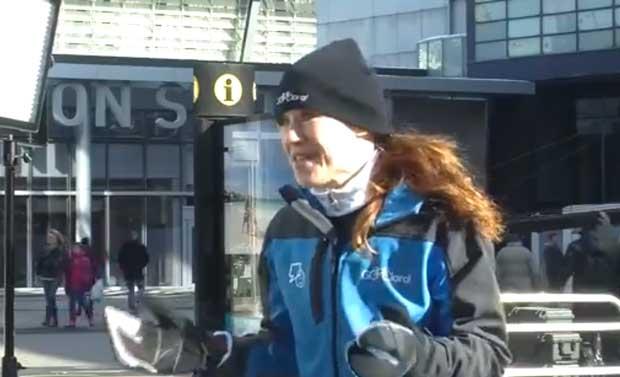 Hughes rides across Canada for mental health awareness