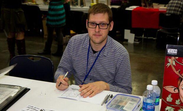 Toronto artist pens Cree superhero