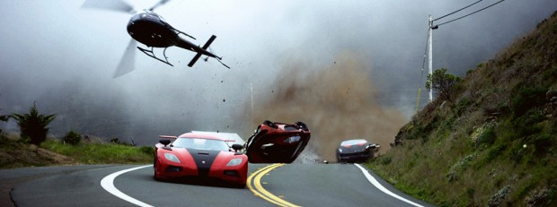 Need for Speed continues Hollywood's downward trajectory for video game movies