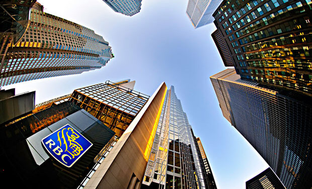 RBC on top, online banking review shows