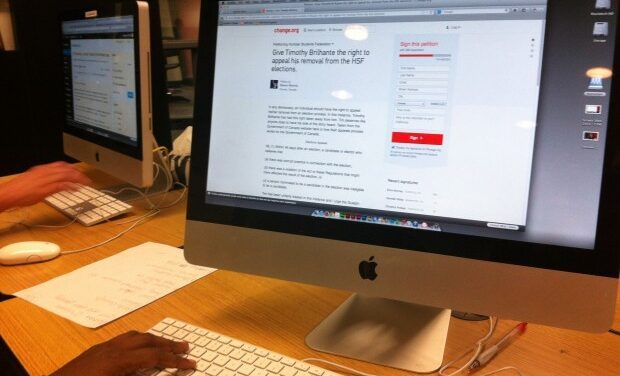 HSF Controversy: Online petition gaining signatures