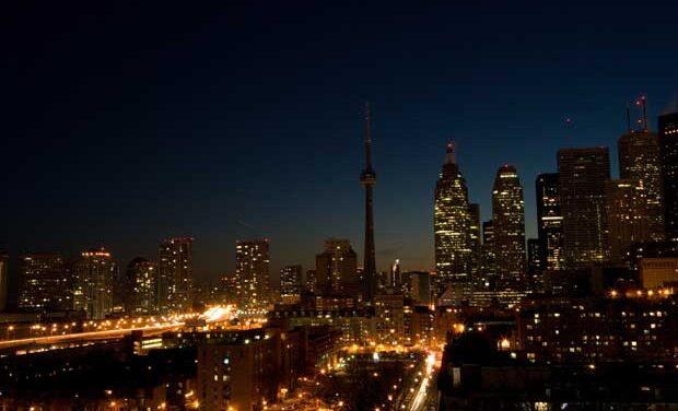 Earth Hour activities in Toronto