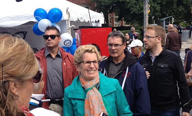 Are Ontario Liberals ready for a race?