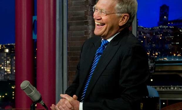 David Letterman to end his 30-year reign of late night