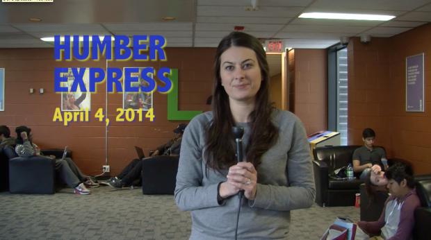Humber Express April 4