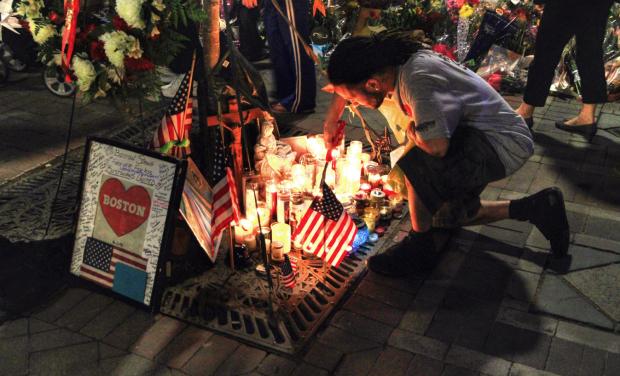 Boston Marathon bombing: 1 year later