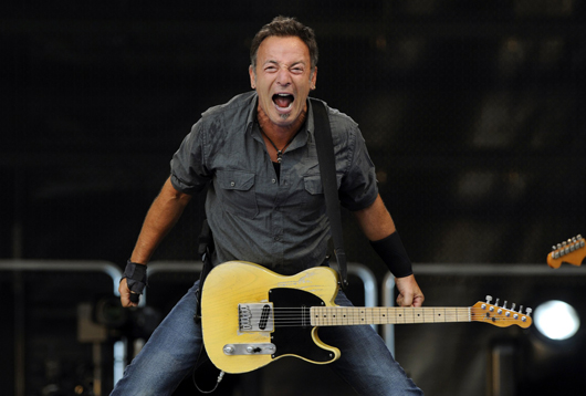 Bruce Springsteen turns 65