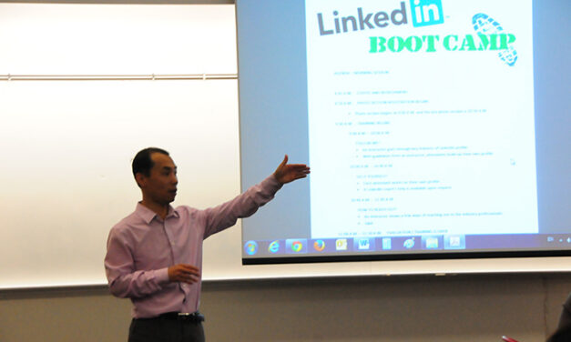 Humber's Career Centre asks: are you LinkedIn?