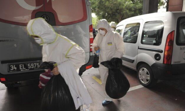 Suspicious powder sent to Canadian Consulate in Istanbul